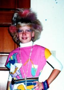KELLY 1987 HALLOWEEN
