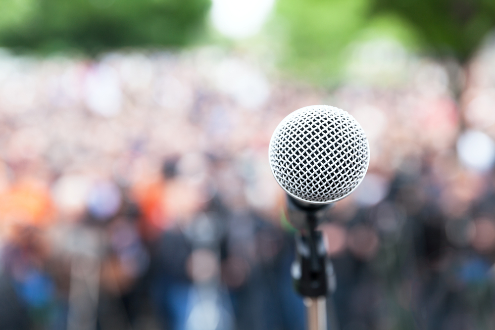 Public Speaking for Authors